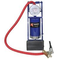 Kepai科牌 卧式脚踏打气筒 IT1-1201 充气床打气筒 带气针和汽胎夹子