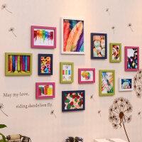照片墙装饰相框墙创意个性卧室客厅相片框组合连体挂墙