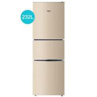 西门子家用鲜冻三门电冰箱KG23D113EW