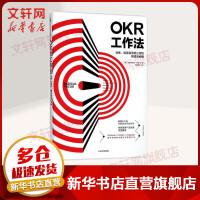 OKR工作法:谷歌、领英等公司的高绩效秘籍 樊登读书推荐 解读KPI的全新效率评估管理学 OKR工作