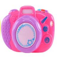 宝宝1-3周岁2小女孩子4-5岁6儿童仿真照相机玩具男力生日礼物