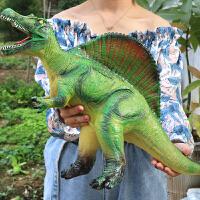 大号恐龙玩具霸王龙三角龙腕龙剑龙带声音动物模型玩具