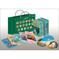 正版宫崎骏动画电影全集高清DVD光盘龙猫/千与千寻/天空之城碟片