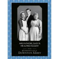 Mrs Patmore, Daisy and Mr Alfred Nugent