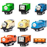 小火车头轨道车电动玩具夜光轨道车头儿童汽车配件男孩