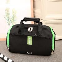 新款手提旅行包女健身包运动包小行李包男旅游单肩斜跨包训练包潮运动包