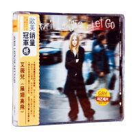 正版�]� Avril Lavigne Let's Go 艾薇�� 展翅高�w CD+歌�~��