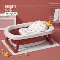 婴儿洗澡盆沐浴盆新生幼儿可坐躺通用大码宝宝儿童小孩沐浴盆gr3