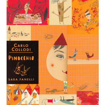 Pinocchio 木偶奇遇记(经典插图版) ISBN9781406317473