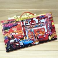 动漫学习用具套装儿童文具用品小学生女孩礼物礼盒女童-10岁礼品