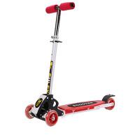 新款儿童滑板车三轮折叠滑板车蛙式儿童车