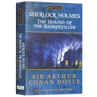 巴斯克维尔的猎犬 英文原版 the hound of the baskervilles 英文版 Sherlock Ho
