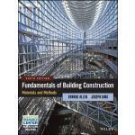 【预订】Fundamentals of Building Construction Materials and Met