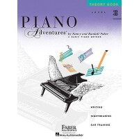 Piano Adventures: Level 3B: Theory Book (2nd Edition) 97816