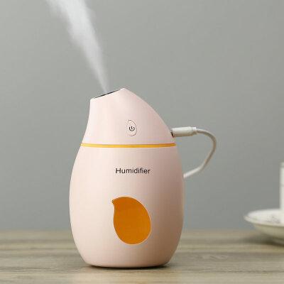 空气加湿器家用静音小型卧室usb孕妇迷你婴儿办公室大容量喷雾