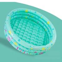 宝宝海洋球池围栏充气小女孩游戏屋室内彩色波波球池婴儿童玩具池