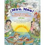 【预订】Muu, Moo! Rimas de animales/Animal Nursery Rhymes Bilin