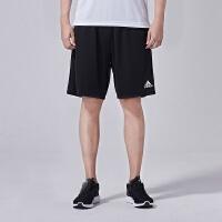 adidas阿迪达斯男子运动短裤2018新款足球训练比赛运动服CF3676