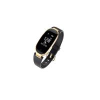 智能手环女款运动心率睡眠监测多功能蓝牙计步器防水手表