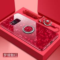 三星S8手机壳S9玻璃S8+保护套S9十全包plus防摔SM一G9500女款9550潮G9650/D