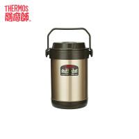 【限时抢】膳魔师/THERMOS高真空不锈钢保温饭盒桶大容量便当盒带餐保温盒RPF-20包邮