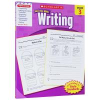 美国小学三年级英语写作练习册 学乐进口英文原版英语教材 Scholastic Success with Writing
