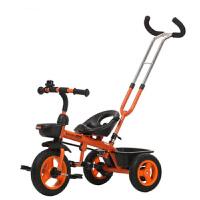 儿童三轮车脚踏车婴儿手推车小孩车子宝宝自行车3轮童车1-3岁 k8j