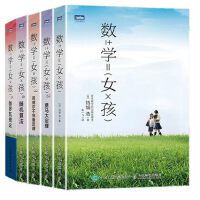 数学女孩系列5册 数学女孩12345 结城浩著 日本数学会 数学科普书籍 初高中数学知识探索指南 常微分方程公式趣味数学