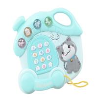 宝宝玩具电话机手机婴儿童早教益智力音乐1-3岁0小孩6-12个月男女