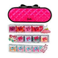 儿童化妆品公主彩妆盒女孩磁性化妆包安全眼影唇彩玩具
