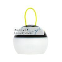户外装备零动露营灯野营灯帐篷灯USB充电式LED照明灯 黑色