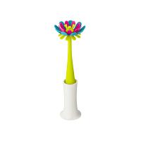 【网易考拉】Boon 小花朵硅胶婴儿两用奶嘴奶瓶刷