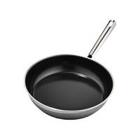 【网易考拉】德国锅具性价比之王 R?sle Pan keramik 28厘米 陶瓷锅炒锅煎锅