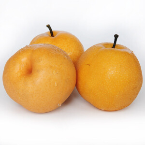 【山东特产】莱阳梨丰水梨黄金梨子新鲜水果(6个左右)5斤包邮