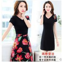 新款性感时尚女装韩版修身连衣裙女显瘦夏装时髦裙子潮可礼品卡支付