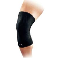 Nike 耐克 专业运动弹性膝部护套 护膝 秋冬保暖型护膝 高弹力护膝 9337031020【单只装】
