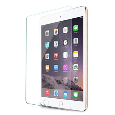 iPad mini4钢化膜 苹果mini3钢化玻璃膜 mini2平板电脑防爆贴膜 mini高清保护膜苹果平板iPad钢化膜 高清防爆钢化玻璃膜