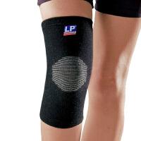 LP欧比护膝 保健型膝部护套988 篮球羽毛球跑步纳米膝关节护具 单只