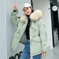 【暖冬季 限时秒杀】港风短款可爱女装学生冬季森系日系宽松棉服韩版潮很仙的外套