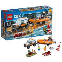 LEGO乐高城市系列 四驱动力应急中心60165