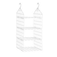 创意折叠衣柜收纳架衣物整理架寝室宿舍储物架置物架衣柜隔层隔板