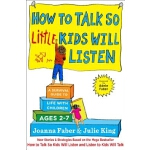 英文原版 如何说宝贝才会听 How to Talk So Little Kids Will Listen