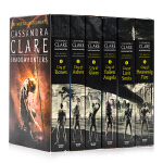 圣杯神器6册盒装 The Mortal Instruments Complete Collection6 books