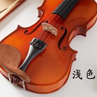 手工初学者小提琴儿童小提琴初学考级小提琴入门演奏