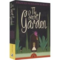 【首页抢券300-100】The Secret Garden 秘密花园 外国儿童文学经典 心灵之旅 9岁+ 青少年课外读