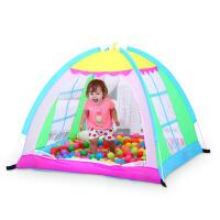 儿童帐篷公主宝宝海洋球室内户外婴池小游戏屋0-1-2-3岁玩具