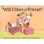 【现货】英文原版 我会有朋友吗 Will I Have a Friend? 克服焦虑 结交朋友 3-6岁小朋友适读 平