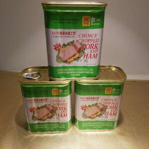 【南充馆】朱老头 生态黑猪老腊肉500g袋装