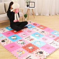 家用婴儿拼接爬爬垫儿童泡沫地垫宝宝拼图垫子爬行垫卧室
