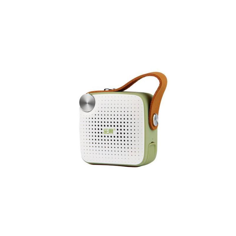 乐果 H1 蓝牙音箱户外便携插卡小音响收音机4.0无线迷你低音炮 新品,新品赶紧买吧